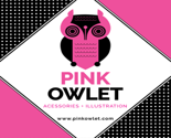 pinkowlet
