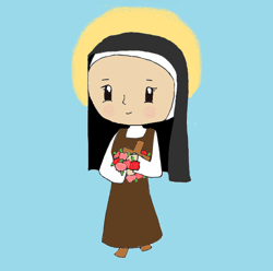 St_therese_t-shirt_preview