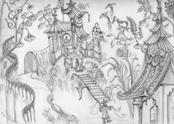 Oriental_wall_paper_sketch_true_w_preview