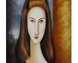 Modigliani-portrait-of-jeanne-hebuterne-oil-painting_thumb