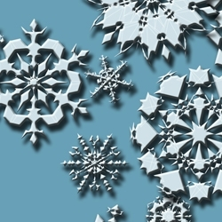 Embossed_snowflakes_preview