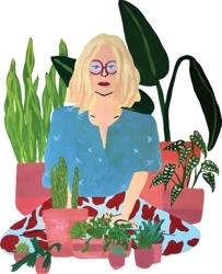 Plant_lady_print_8x10_preview