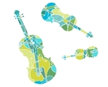 Spoonflower_alt_less_violins_on_white_better__turq_blue_green_2xxxaaa_best_dd_moved_shapes_thick_white_thumb