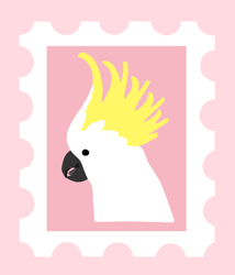 Cocky_stamp_preview