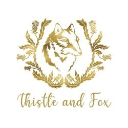 Logo_gold_thistleandfox_whbg_preview
