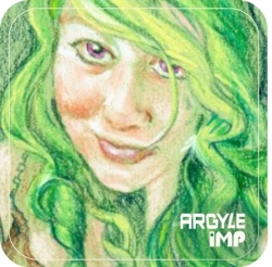 Greenhairedwoman--brightroundcorners_preview
