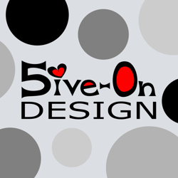 5ive-on_logo_with_grey_dots_preview
