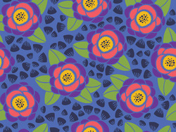Flowers_petals-purple-navy_preview