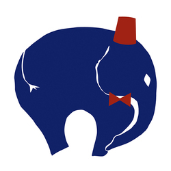 Starrelephant_bowtie_with_fez__blue_elephant__smrgb_preview