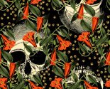 Skulls-in-the-garden_black-orange_thumb_preview