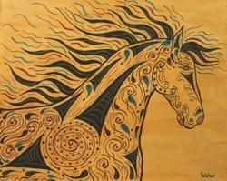 Horse_canvas_preview